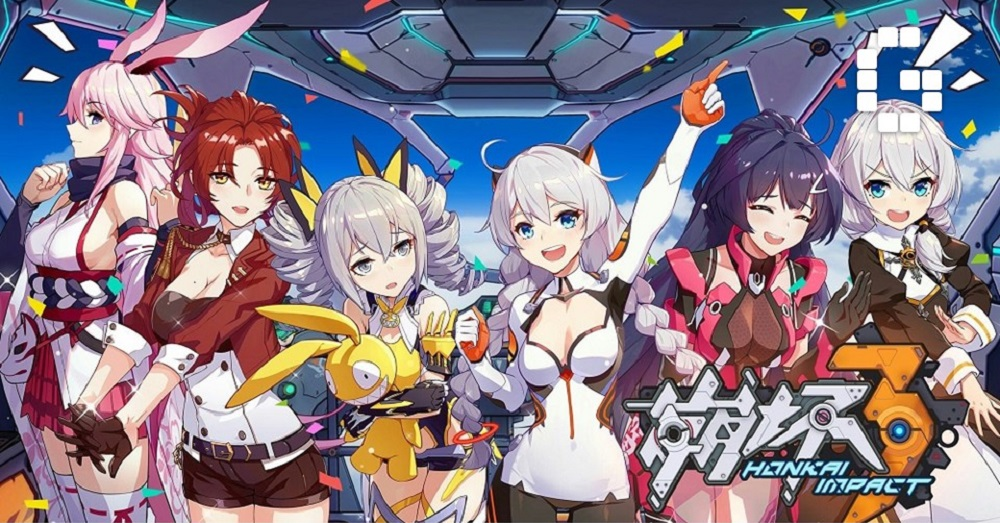 Honkai Impact 3rd Is Now Available Worldwide! - GamerBraves