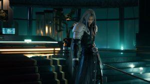 final fantasy vii remake december visuals sephiroth