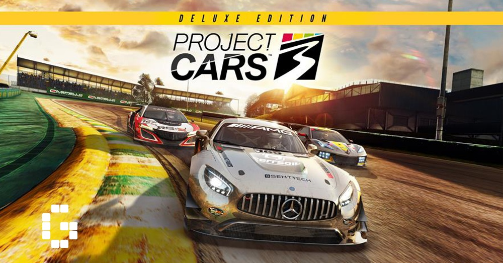Project Cars 3 pre-order announcement