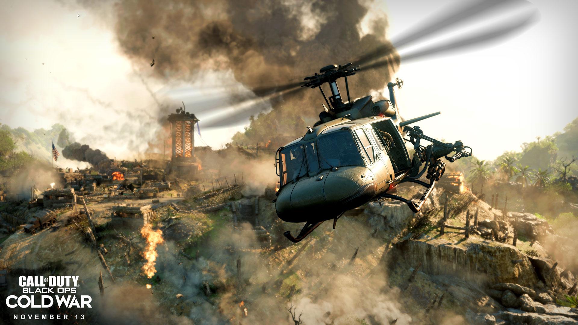 Call of Duty: Black Ops Cold War screenshot 2