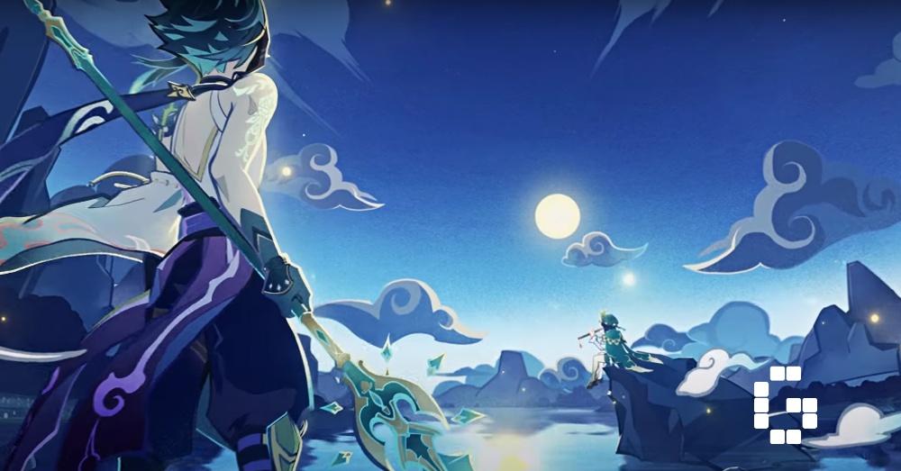 Genshin Impact Xiao Backstory