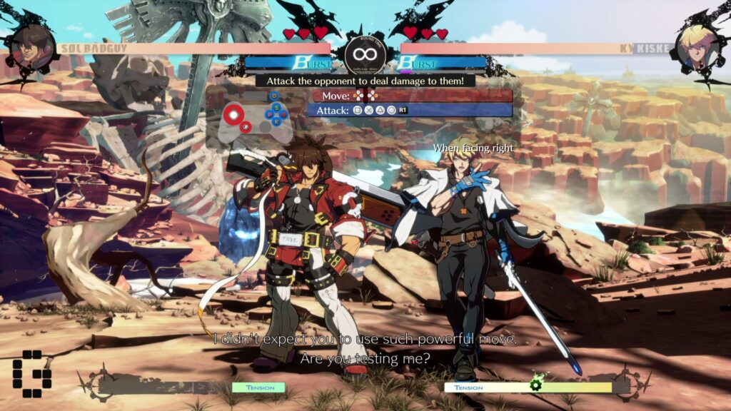 Guilty Gear Strive Impressions