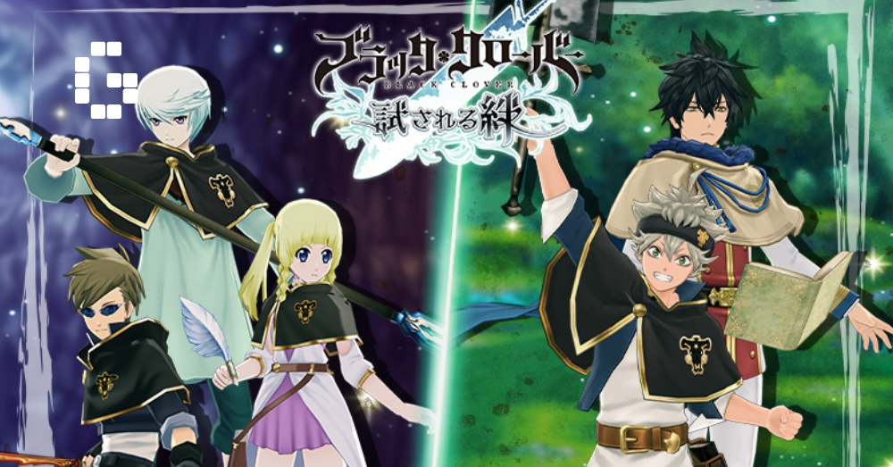 Tales Of The Rays Commences Black Clover Collaboration Gamerbraves