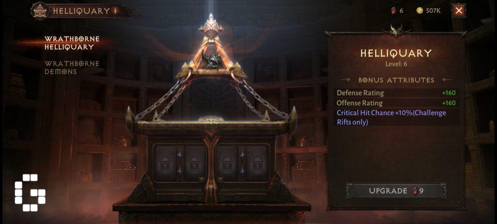 Diablo Immortal Alpha Endgame PvP