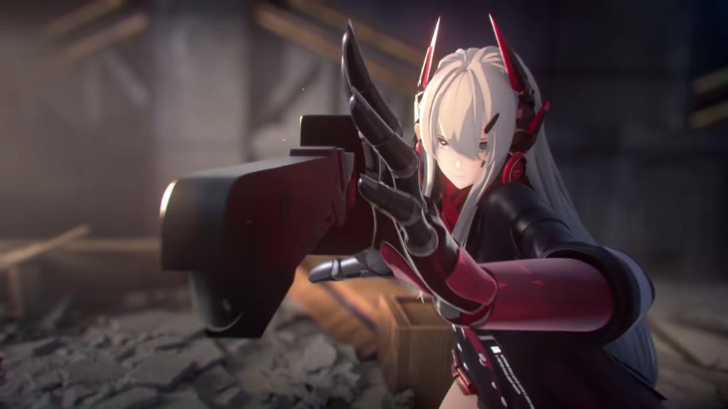 Punishing Gray Raven Alpha