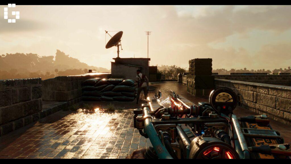 Far Cry 6 EMP