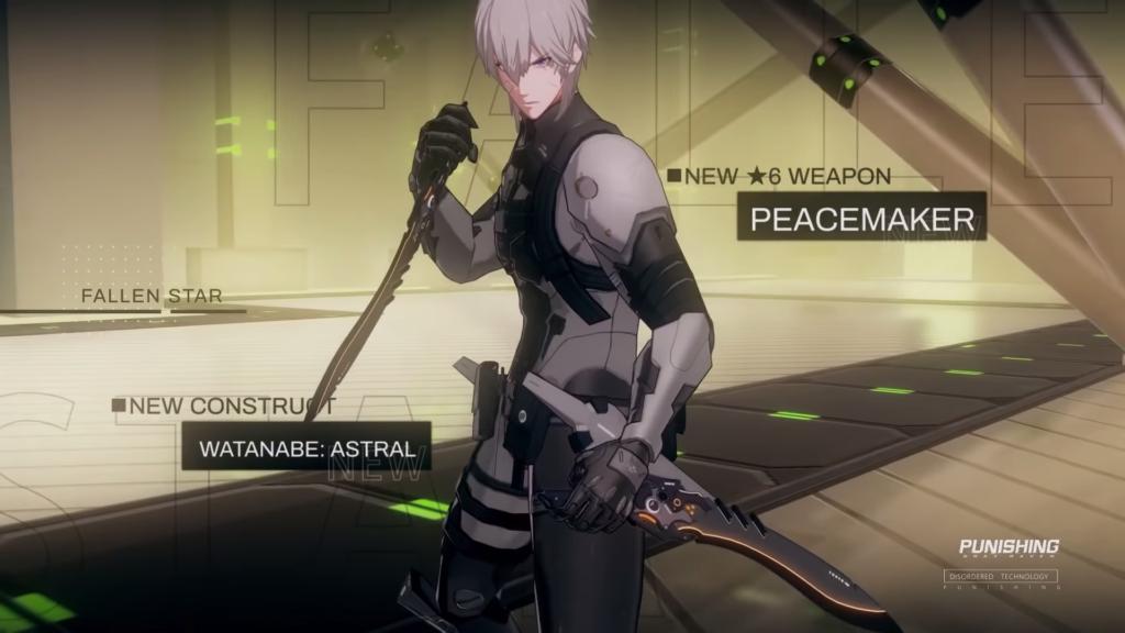 Punishing Gray Raven Watanabe